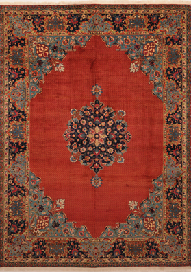 Medallion Design Persian Rugs Explained