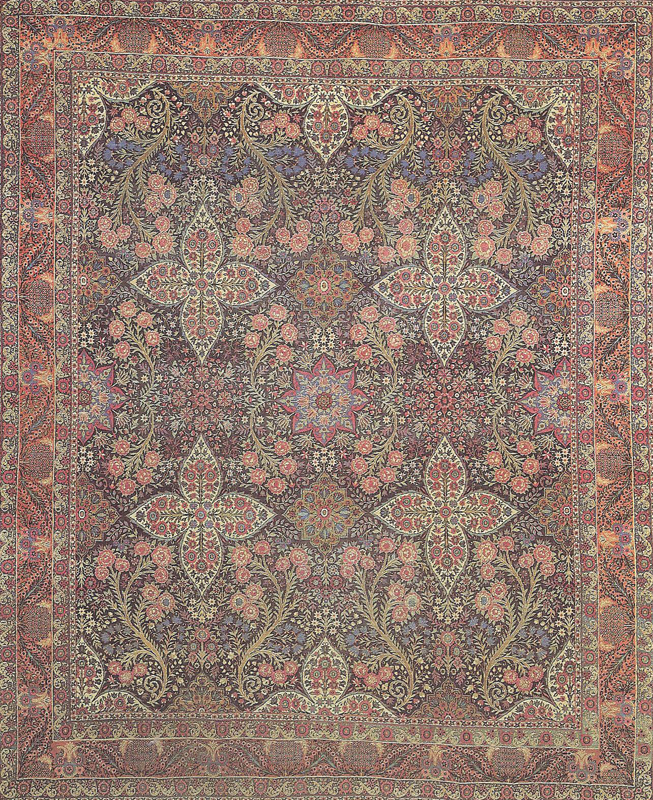 Faded Persian Rug Rugs Ideas