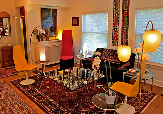 Using More Than One Rug For Living Room