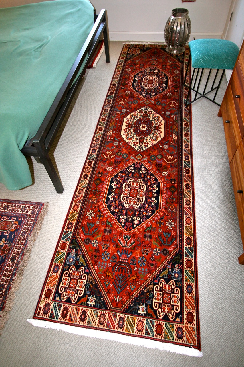Awesome Qashqai Runner Oriental Rugs