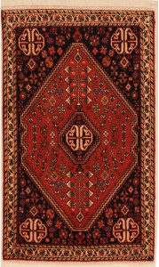 "Abadeh Rug 2'2"" x 3'7"""