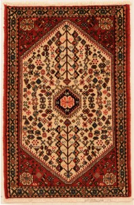 "Abadeh Rug 2'1"" x 3'4"""