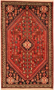 Abadeh Rug 2' x 3'5""