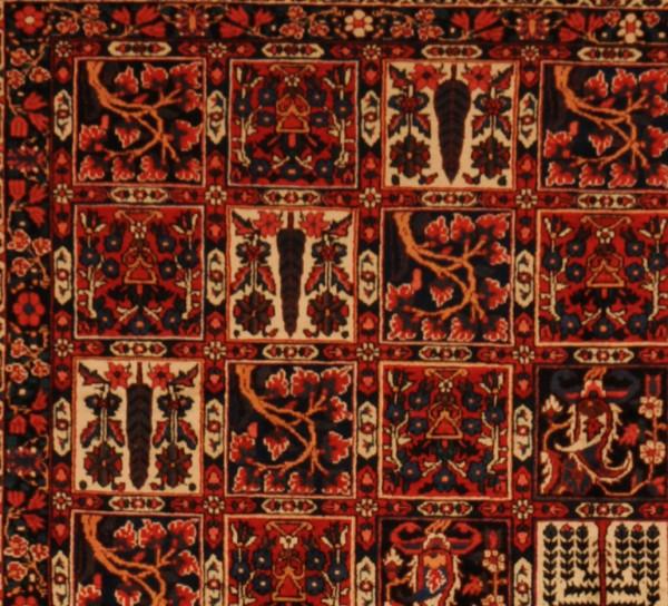 Bakhtyari Rug 12' x 14'