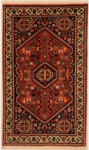 "Abadeh Rug 2'1"" x 3'6"""