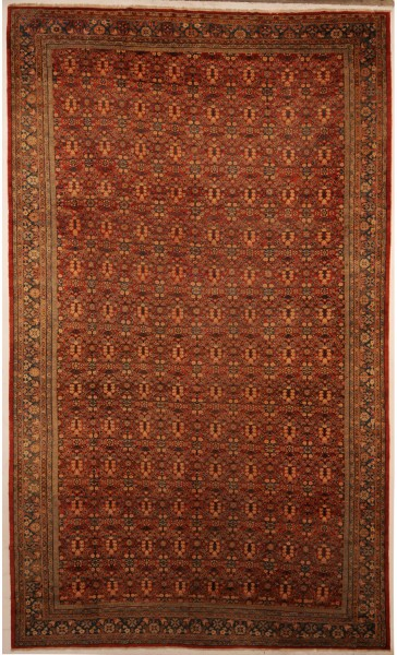 "Soultanabad Rug 12'1"" x 20'5"""