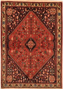 "Abadeh Rug 3'6"" x 4'11"""