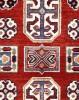 """Kazak Rug 2'1"""" x 3'"""