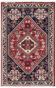 "Abadeh Rug 2'1"" X 3'2"""