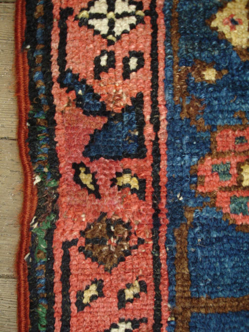 Same rug after Repair