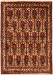 "Abadeh Rug 3'6"" x 4'10"""