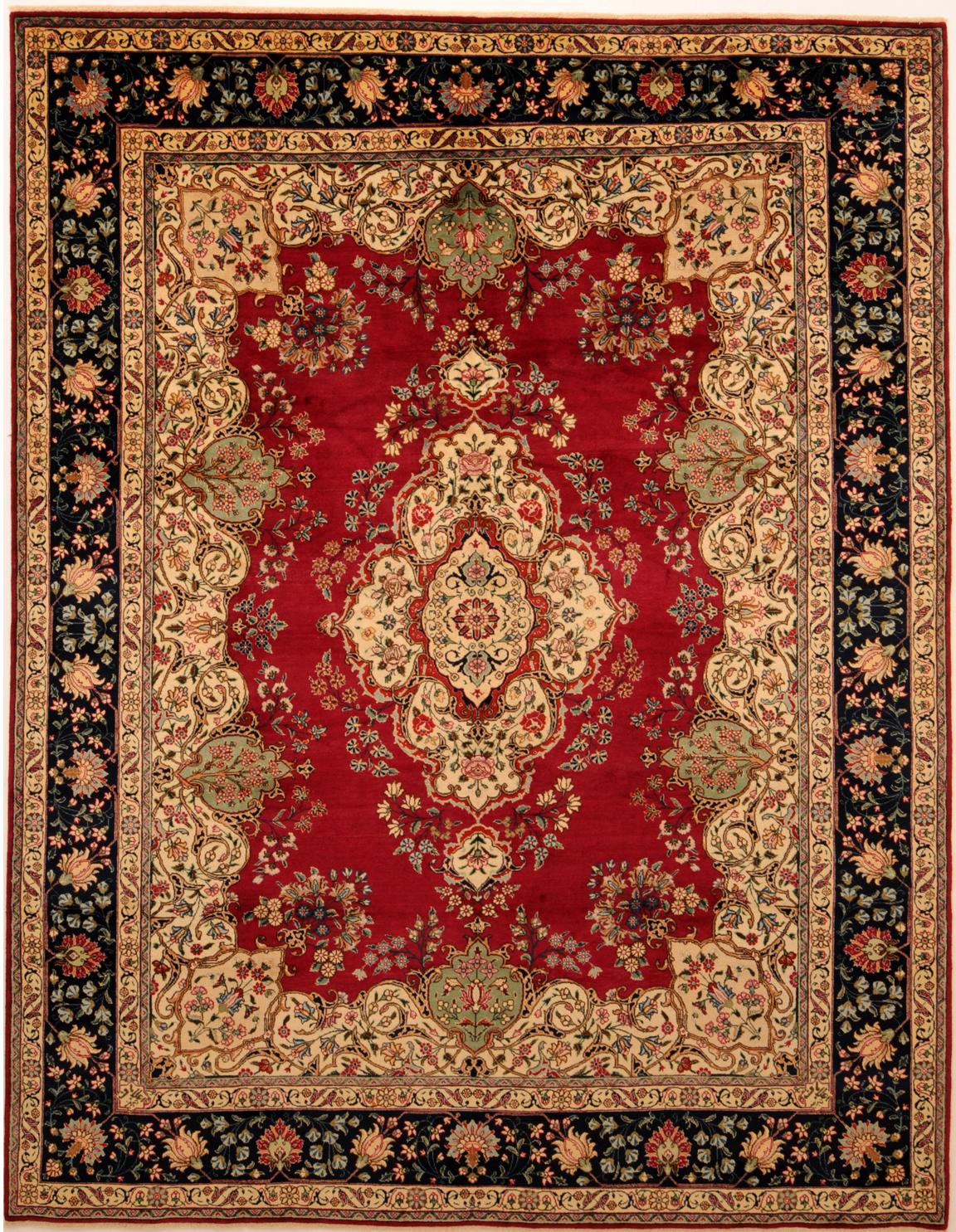 tabriz 9 39 10 x 12 39 9 catalina rug. Black Bedroom Furniture Sets. Home Design Ideas