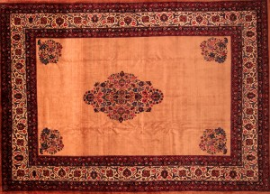 Mashad In Brown Filed