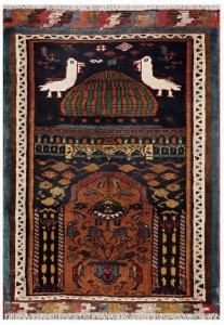 prayer rug design.