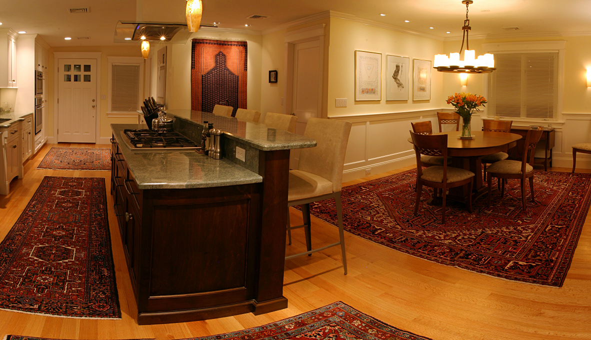 Rug Size Dining Room