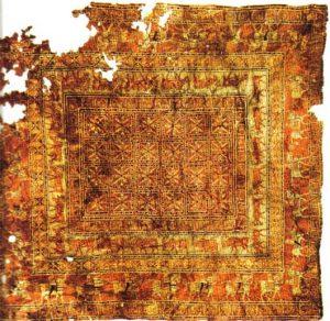 history of Oriental Rug
