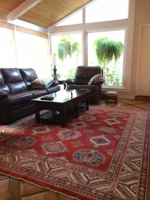 Love my new rug Ellen, CA