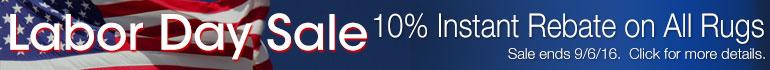 10% Rebate