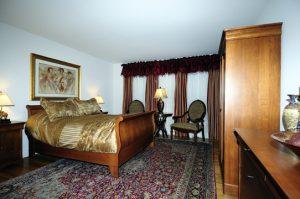 Rug In The Bedroom
