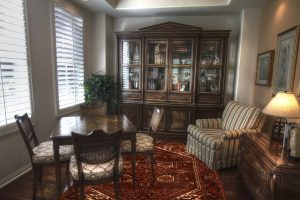 Antique Heriz Rugs: Making A Style Statement With Woven Art