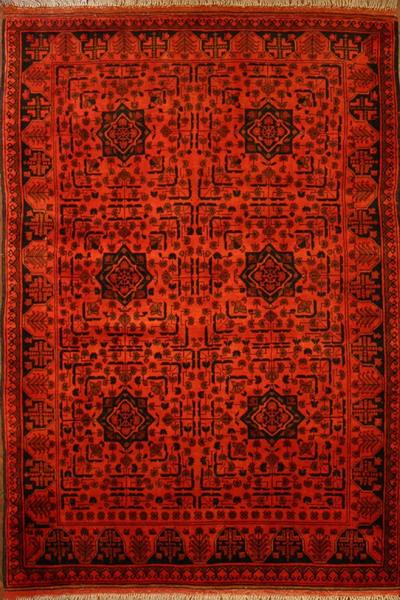 Beautiful Hand Knotted Khan Mohammadi Rugs