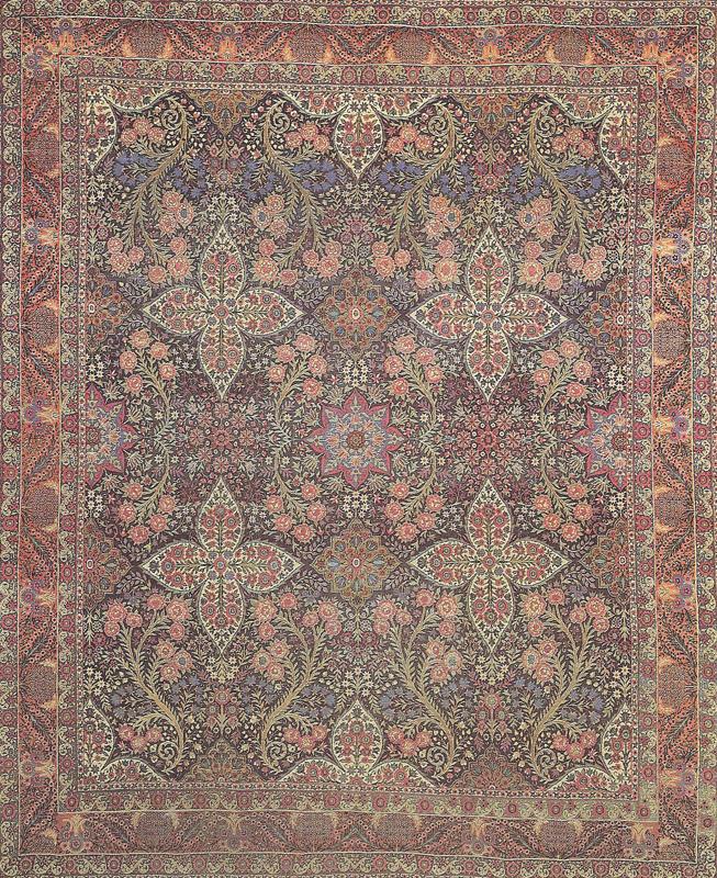 Kerman Persian Rug