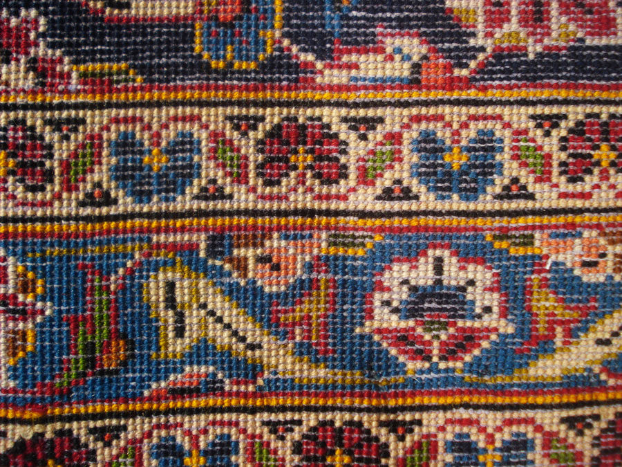 How To Idendify Authentic Oriental Rugs Catalina Rug Blog