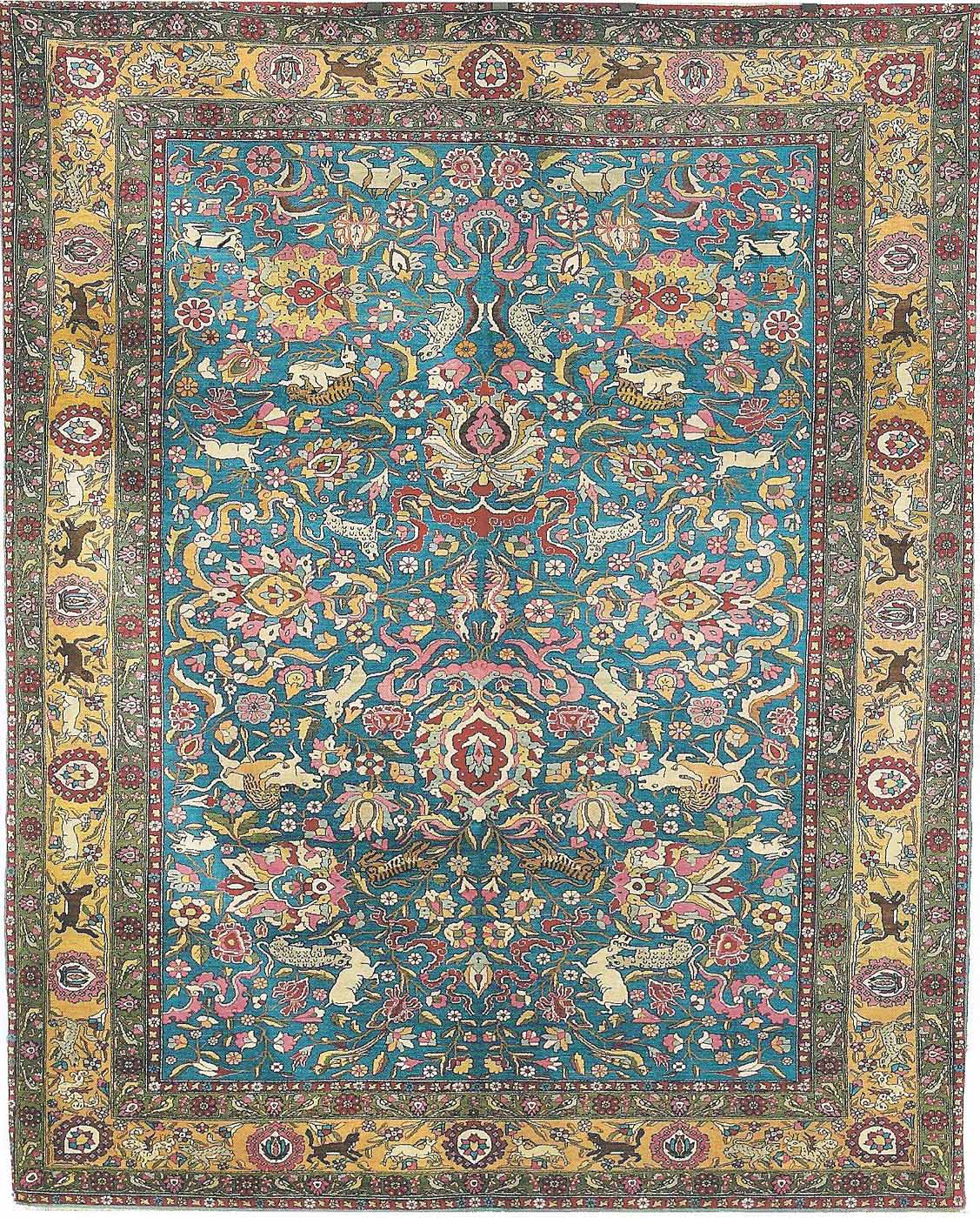 Tehran Rugs Is Very Hard To Find And It Expensive