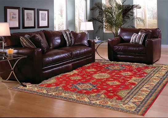 4 Tips For Decorating With Oriental Rugs