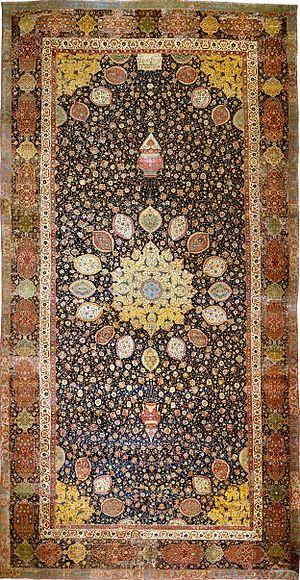 The Oldest Ardabil Rug