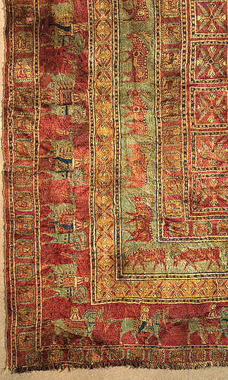 The Oldest Persian Rugs Ever Found |