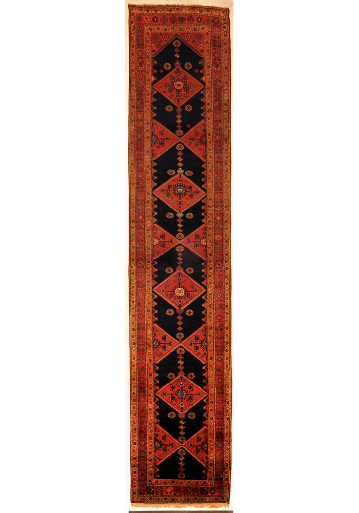 """Azarbaijan Rug 3'6"""" x 18'7"""""""