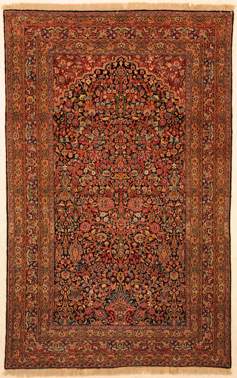 mashad 4 39 3 x 6 39 9 catalina rug. Black Bedroom Furniture Sets. Home Design Ideas