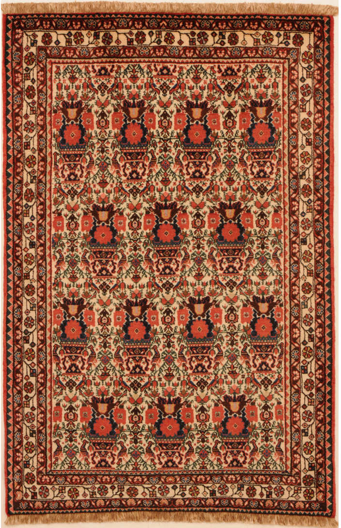 "Abadeh Rug 3'5"" x 5'"