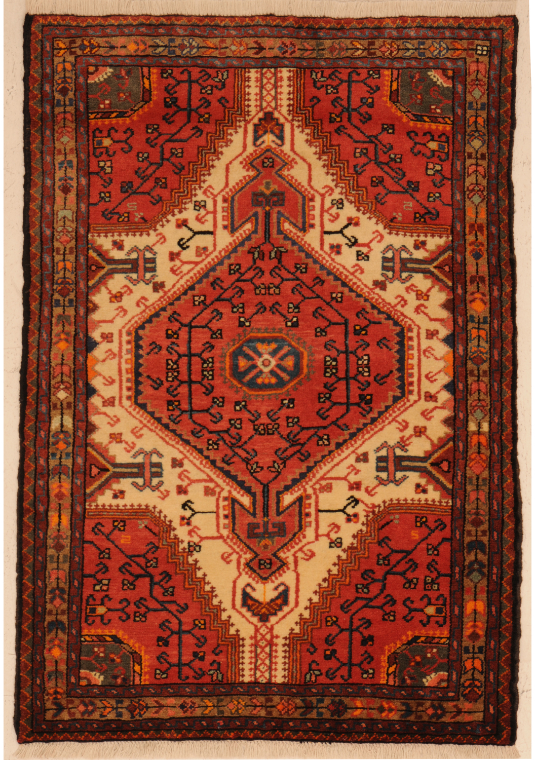 Malayer 2 10 Quot X 4 3 Quot Catalina Rug