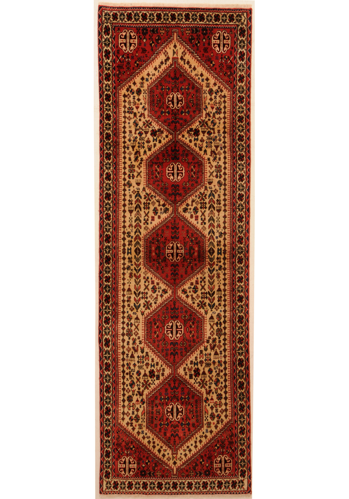"Abadeh Rug 2'9"" x 9'8"""