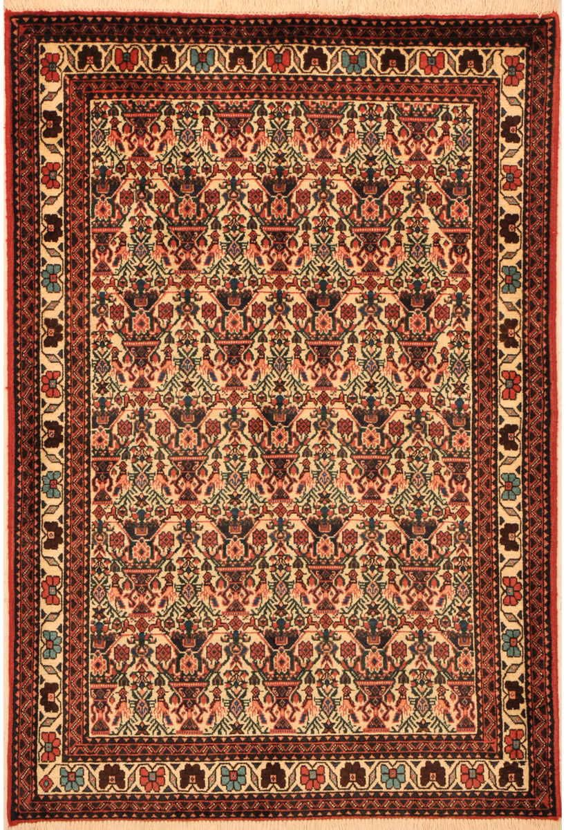 "Abadeh Rug 3'3"" x 4'9"""
