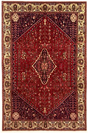 "Abadeh Rug 6'8"" x  9'10"""