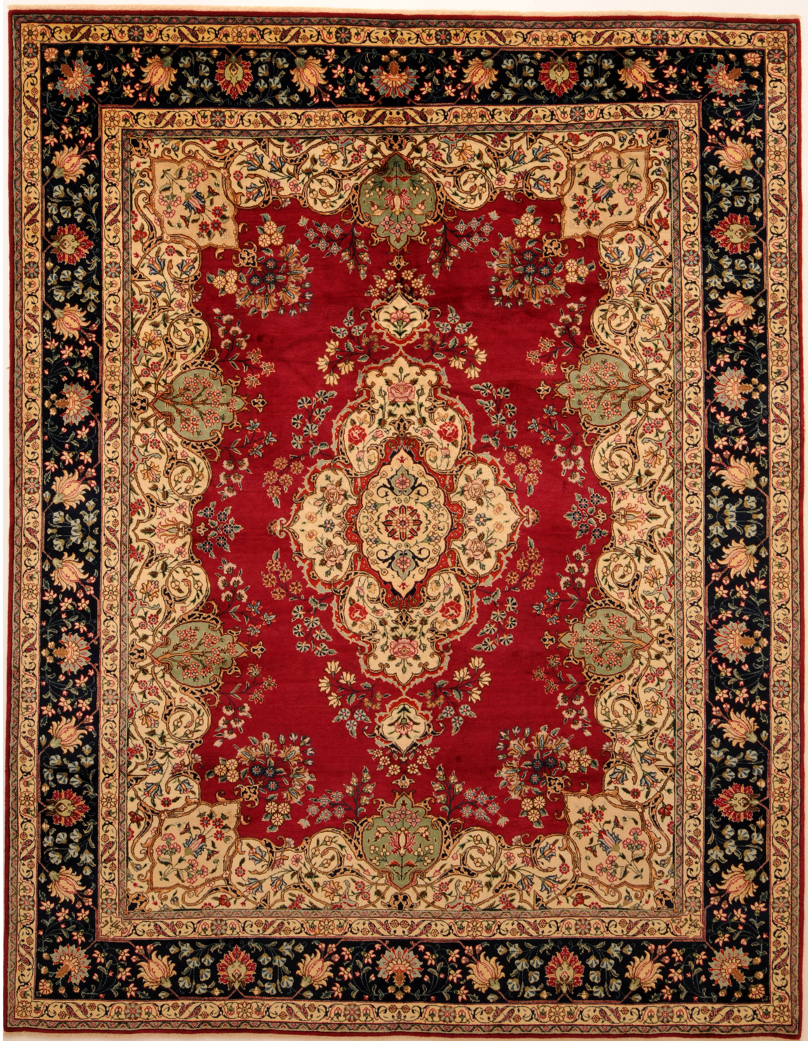 "10 Kitchen And Home Decor Items Every 20 Something Needs: Tabriz 9'10"" X 12'9"""