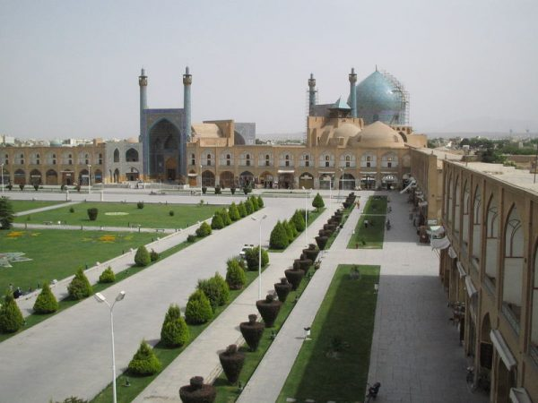 Isfahan Shah Mosque