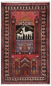 Balouchi rugs