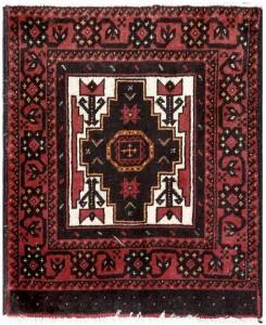 Square balouchi Rugs