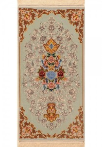 Colors of Isfahan Rugs
