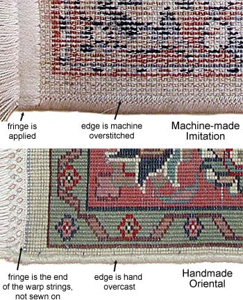 Hand Made Vs Machine Rugs