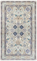 Nain Rug with different  pattern