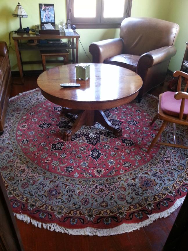 Round Oriental Rugs
