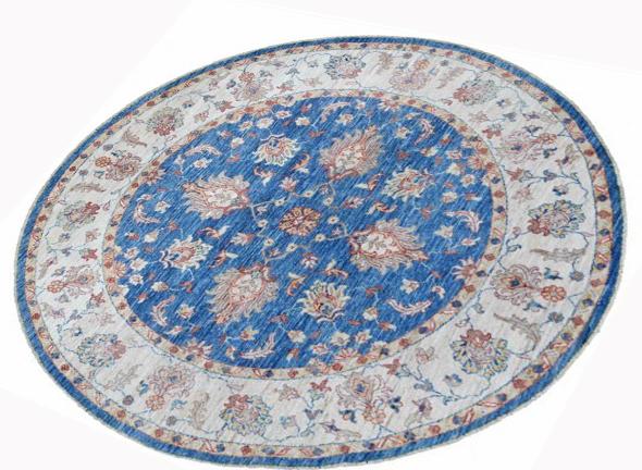 Ordinaire Round Oriental Rugs