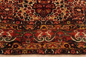 Bakhtyari rug