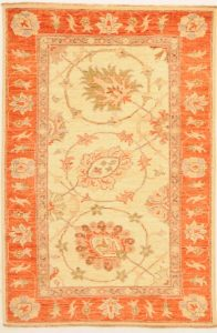 Introduction To Peshawar Rugs