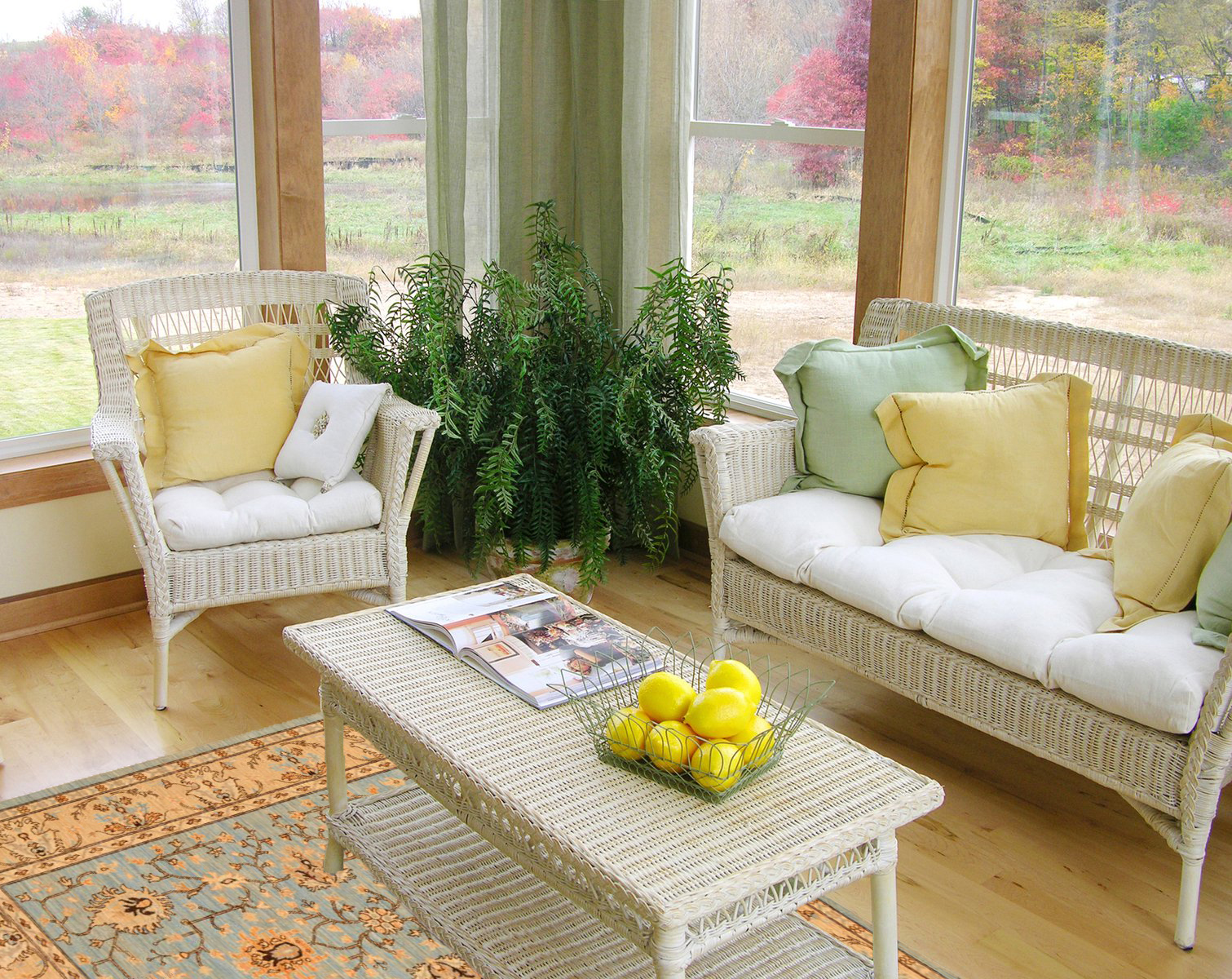 Why An Oriental Rug Is Perfect For An Eco-Friendly Home